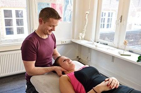 Behandeling Triggerpoint Therapie - Behandelingen