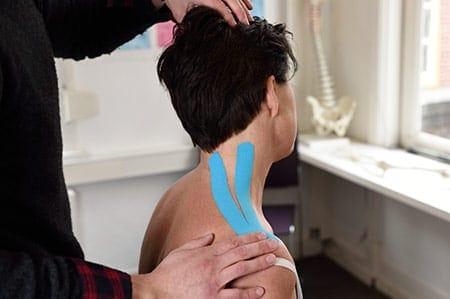 Behandelingen TapingTherapie - Behandelingen