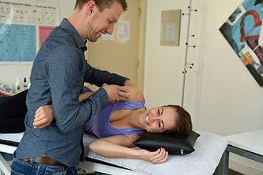Home Schouderkliniek - Fysiotherapeutisch Instituut Alkmaar