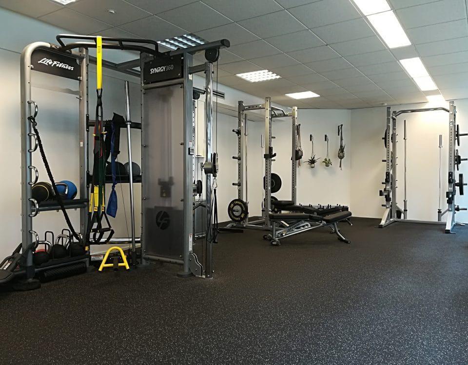 Trainingsruimte